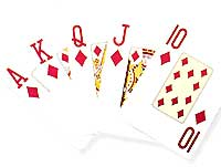Poker 7 card draw rules